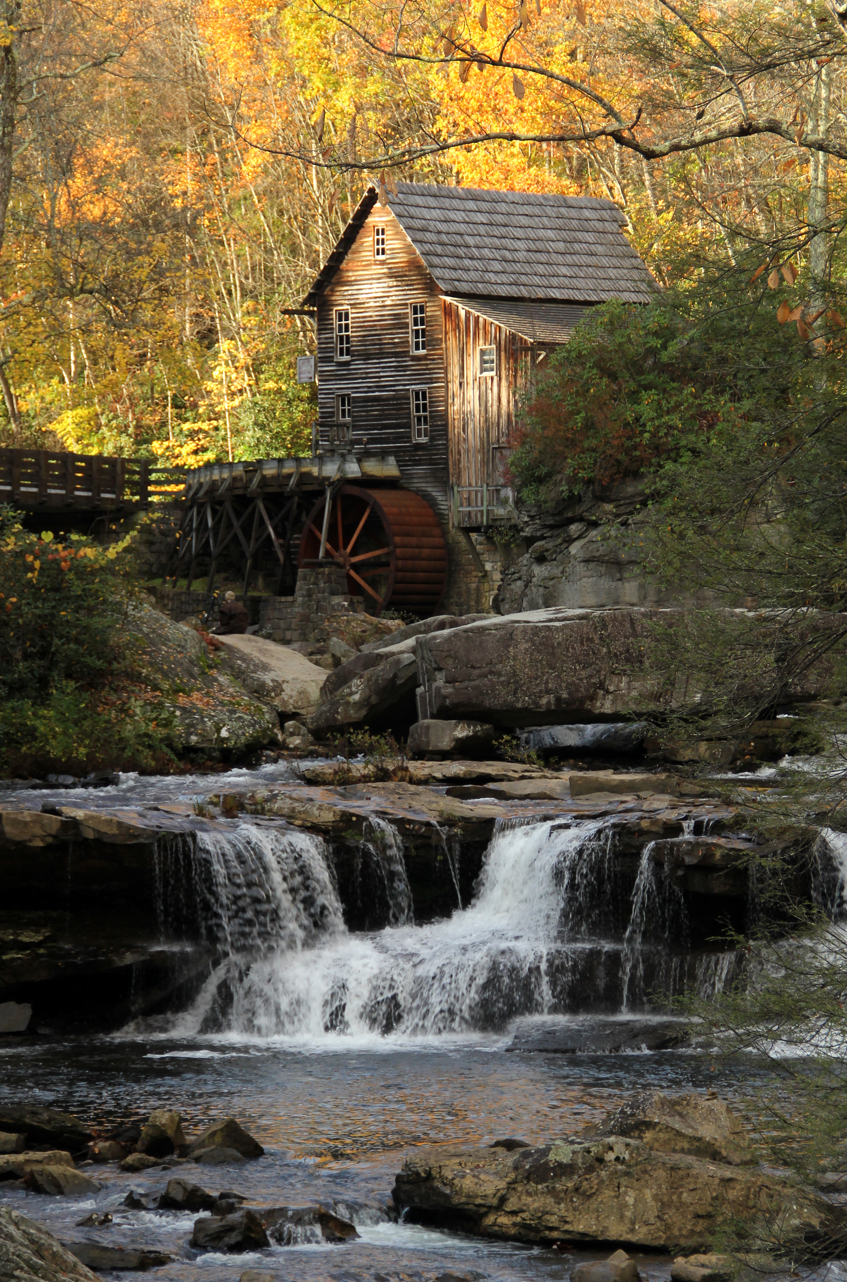 Glade Creek Mill Verticel